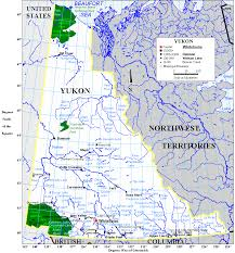 Map Of Alaska And Canada by Geography Of Yukon Wikipedia