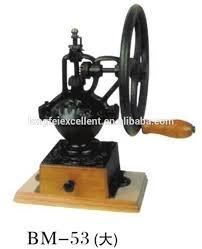 Cast Iron Coffee Grinder Hand Crank Maker Coffee Grinder Manual Low Price Hand Italian