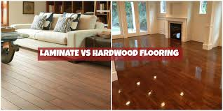hardwood vs laminate is hardwood or laminate flooring better