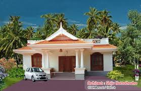 simple kerala style home design at 1155 sq ft