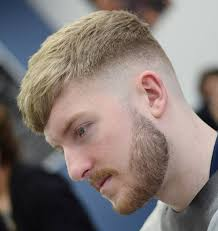 fade haircut with lines find hairstyle