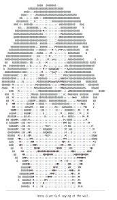 Ascii Art Meme - funny text art roberto mattni co