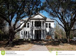 large plantation style mansion stock photo image 13476860