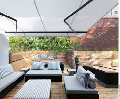 Patio Design Idea by Interesting Rooftop Patio Design About Inspiration Interior Home