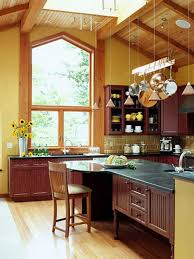 Best Kitchen Lighting Ideas Vaulted Ceiling Lighting Ideas Design