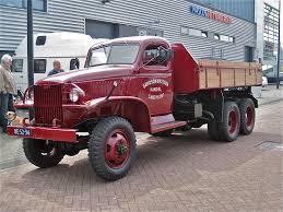 1944 gmc cckw 353 6x6 former militairy truck classic trucks