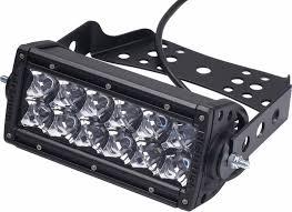 Atv Light Bar Rigid Universal Atv Handle Bar Mount 6in E Series Light Bar 40630