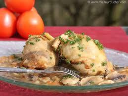 poulet cuisine poulet marengo recette de cuisine illustrée meilleurduchef com