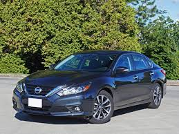 nissan altima sport 2012 2017 nissan altima 2 5 sl road test review carcostcanada