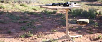 Portable Bench Rest Shooting Stand Shooting Bench Rifle Shooting Bench D O A Shooting Benches