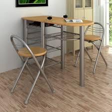 Kitchen Bar Table With Storage Breakfast Bar Table Height In High Kitchen Island Breakfast Bar