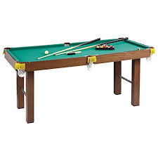 pool table accessories amazon homcom 4ft mini pool table billiards tabletop snooker toy wooden