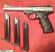 armslist for sale browning buckmark cer 22lr package
