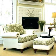 Oversized Chairs With Ottomans Slipcover For Oversized Chair And Ottoman Historicthomaswv