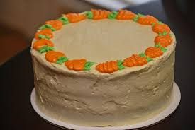 Carrot Decoration For Cake My Story In Recipes Carrot Cake