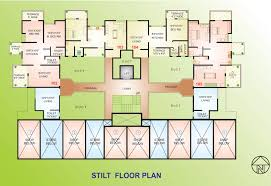 20000 square foot home floor plan