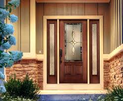 Wood Exterior Doors For Sale Solid Wood Exterior Front Doors Exterior Door Front