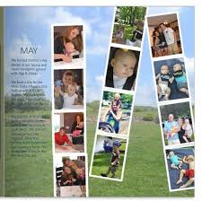 family yearbook 9 best baby milestones gift ideas images on babies