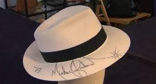 Michael Jackson Smooth Criminal Halloween Costume Hat Michael Jackson Famous Hammer