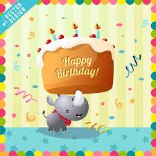 cute birthday card u2013 gangcraft net