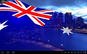 Tasmania Flag Kittehface Software Flags Of Oceania Live Wallpaper