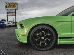 racing tires for mustang 2014 ford mustang 20x8 5 motegi racing nitto 255 35zr20