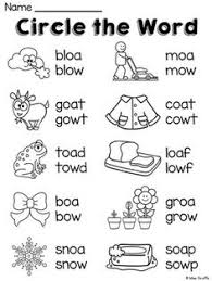 ai and ay worksheets u0026 activities no prep 1st grade