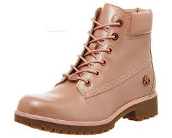 womens timberland boots in canada popular timberland slim premium 6 inch boots sherbert pink leather