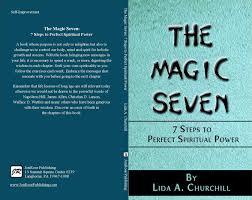 the magic seven by lida a churchill 6 95 thebookpatch com