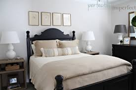 What Color To Paint Bedroom Furniture Bedroom Decorating Ideas Perfectly Imperfect Chalk Paint