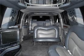 Custom Cadillac Escalade Interior 2004 Cadillac Escalade Esv Custom Limousine 97073