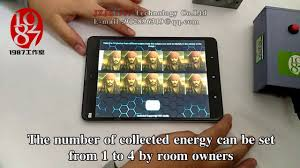 energy collector app english version from jxkj1987 for escape room