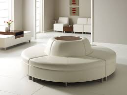 circle banquette settee lobby sofa http img archiexpo com images ae photo g round upholstered bench