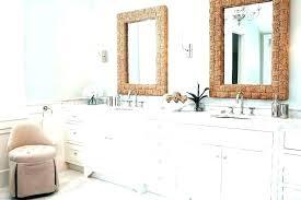 ideas for bathroom mirrors lovable bath vanity mirrors master bath vanity mirror ideas