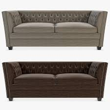 bobs furniture sleeper sofa mitchell gold and bob williams fiona super luxe queen sleeper 3d