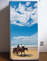 Cruise Door Decoration Ideas Kitchen Decorating To Dress Up The Fridge With Wall Stickers And Paint