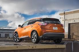 nissan murano emergency brake 2015 nissan murano platinum fwd first test motor trend