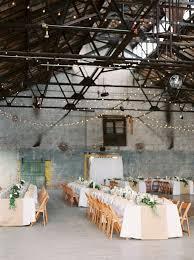 Not Your Average Warehouse Wedding