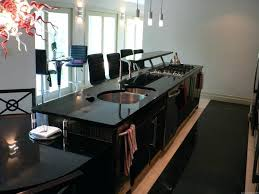 free standing kitchen counter free standing kitchen island with seating meetmargo co