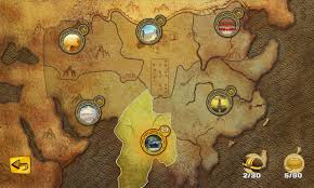 Secret Map The Mysterious Cities Of Gold Secret Paths Screenshots For
