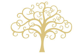 tree of life unfinished mdf wood cutout variety of sizes usa