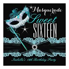 445 best elegant 16th birthday party invitations images on pinterest