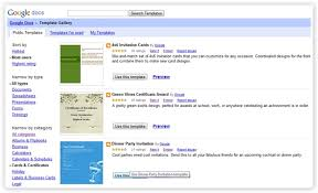 docs templates gallery 28 images docs apps by mail1 how to