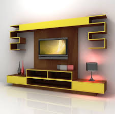 home design living room with plasma tv wall unit furniture and