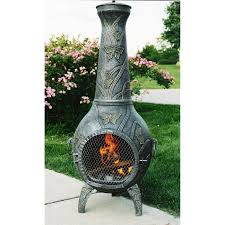 halloween chiminea shop chimineas at lowes com