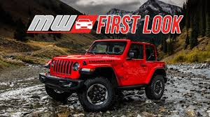 huge jeep wrangler 2018 jeep wrangler first drive youtube