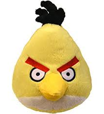 amazon angry birds plush 5 red bird sound