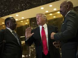 martin luther king day donald trump cancels visit to african