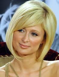 parisian bob hairstyle paris hilton haircut blonde bob popular haircuts