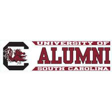 of south carolina alumni sticker college south carolina gamecocks stickers fansedge